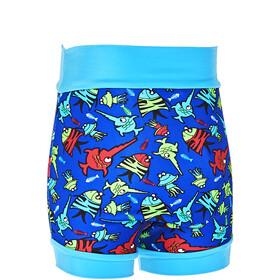 Zoggs Sea Saw Pañal de Natación Niños, azul/Multicolor